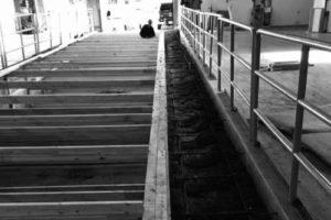 Loading Dock Drive In Pit