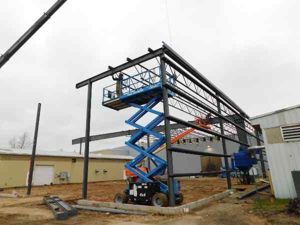 Hytech Setting Steel