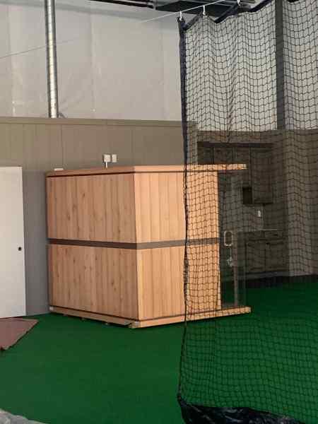 Inside and Sauna