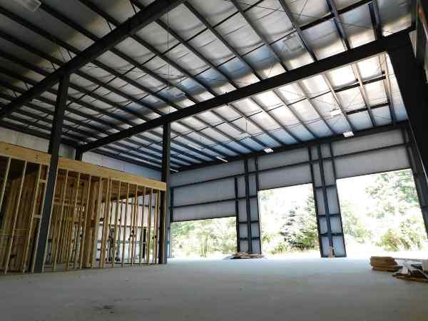 Mindys Barn Inside View