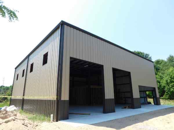 Mindys Barn Side View