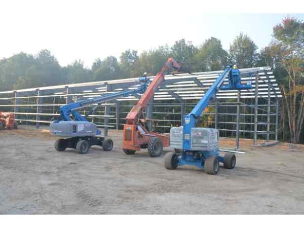 Setting Steel